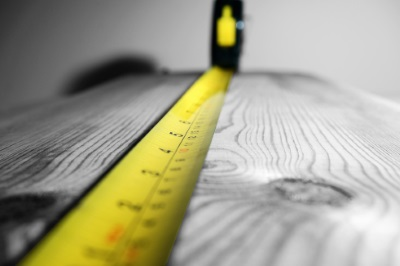 A tape measure and wood estimation system